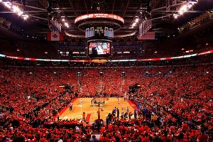 Toronto Raptors and NBA Sponsorship