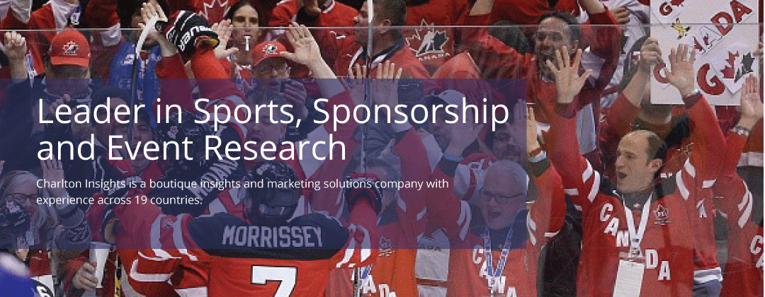 Strategic Insights: Leader in Sports, Sponsorship and Event Research: Charlton Insights is a boutique insights and marketing solutions company with experience across 19 countries.
