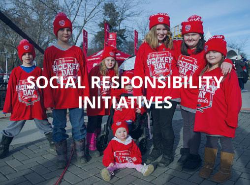 Social Responsibility Initiatives